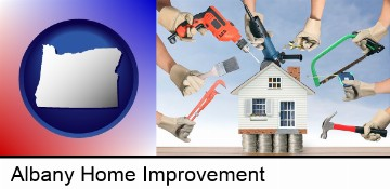 home improvement concepts and tools in Albany, OR