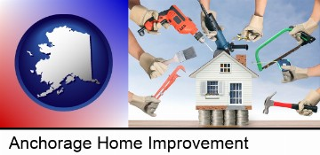 home improvement concepts and tools in Anchorage, AK