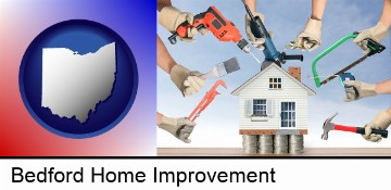 home improvement concepts and tools in Bedford, OH