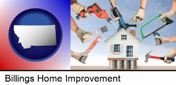 home improvement concepts and tools in Billings, MT
