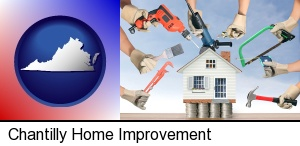 Chantilly, Virginia - home improvement concepts and tools