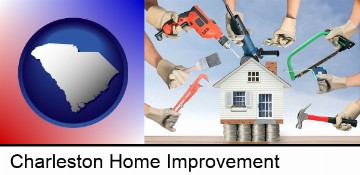 home improvement concepts and tools in Charleston, SC