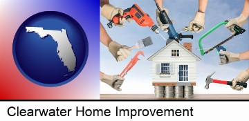 home improvement concepts and tools in Clearwater, FL