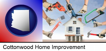 home improvement concepts and tools in Cottonwood, AZ