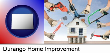 home improvement concepts and tools in Durango, CO