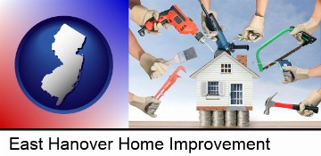 home improvement concepts and tools in East Hanover, NJ