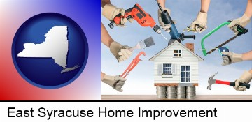 home improvement concepts and tools in East Syracuse, NY