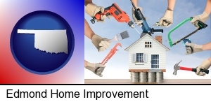 home improvement concepts and tools in Edmond, OK