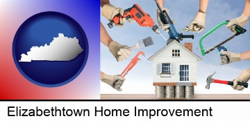 home improvement concepts and tools in Elizabethtown, KY