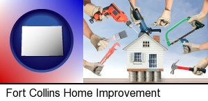Fort Collins, Colorado - home improvement concepts and tools