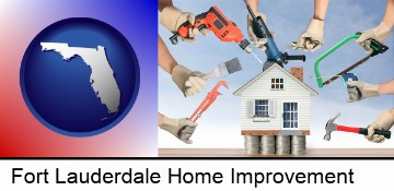 home improvement concepts and tools in Fort Lauderdale, FL