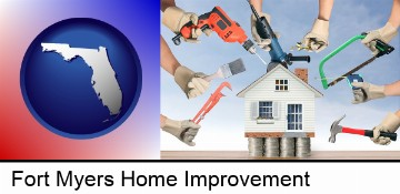 home improvement concepts and tools in Fort Myers, FL