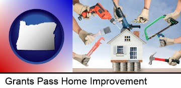 home improvement concepts and tools in Grants Pass, OR