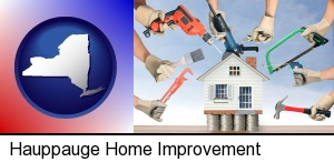 Hauppauge, New York - home improvement concepts and tools