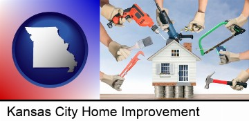 home improvement concepts and tools in Kansas City, MO