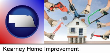 home improvement concepts and tools in Kearney, NE