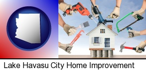 home improvement concepts and tools in Lake Havasu City, AZ