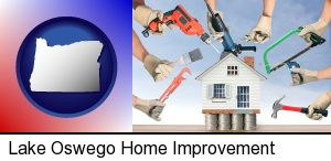 home improvement concepts and tools in Lake Oswego, OR