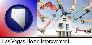 home improvement concepts and tools in Las Vegas, NV