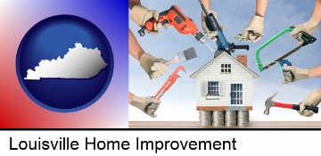 home improvement concepts and tools in Louisville, KY