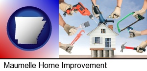 home improvement concepts and tools in Maumelle, AR