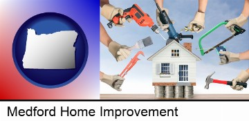 home improvement concepts and tools in Medford, OR