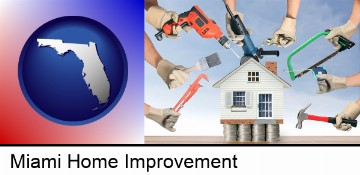 home improvement concepts and tools in Miami, FL