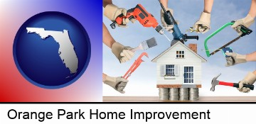home improvement concepts and tools in Orange Park, FL