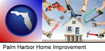 home improvement concepts and tools in Palm Harbor, FL