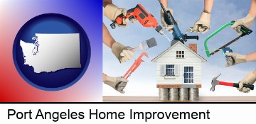 home improvement concepts and tools in Port Angeles, WA