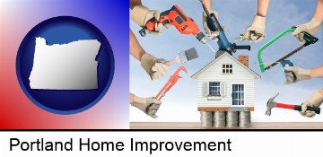 home improvement concepts and tools in Portland, OR