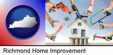 home improvement concepts and tools in Richmond, KY