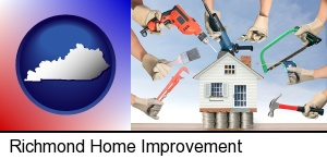 Richmond, Kentucky - home improvement concepts and tools