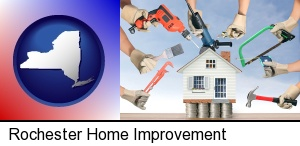home improvement concepts and tools in Rochester, NY