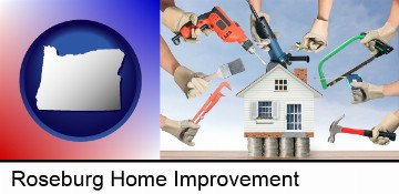 home improvement concepts and tools in Roseburg, OR