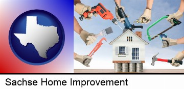 home improvement concepts and tools in Sachse, TX