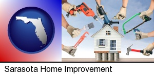 home improvement concepts and tools in Sarasota, FL