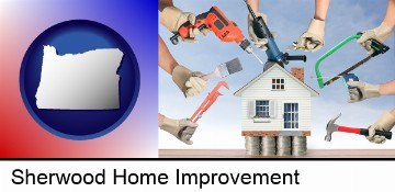 home improvement concepts and tools in Sherwood, OR