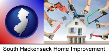 home improvement concepts and tools in South Hackensack, NJ
