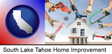 home improvement concepts and tools in South Lake Tahoe, CA