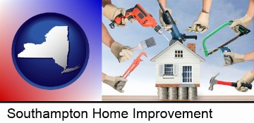 home improvement concepts and tools in Southampton, NY