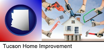 home improvement concepts and tools in Tucson, AZ