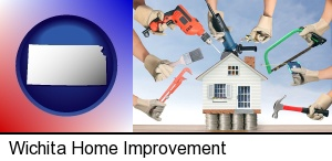 home improvement concepts and tools in Wichita, KS