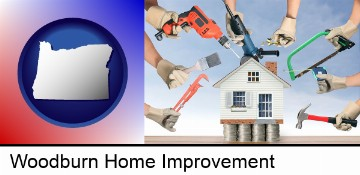 home improvement concepts and tools in Woodburn, OR