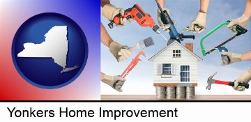 home improvement concepts and tools in Yonkers, NY