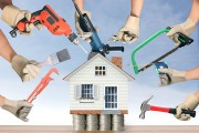 home improvement concepts and tools