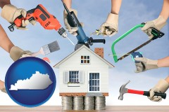 Kentucky home improvement concepts and tools