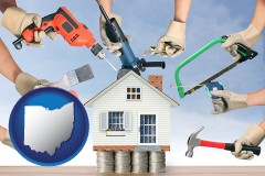 Ohio - home improvement concepts and tools