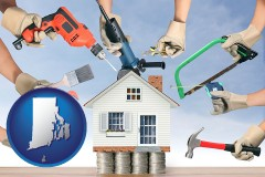 Rhode Island home improvement concepts and tools